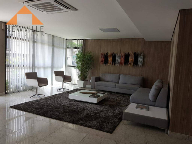Apartamento com 1 quarto para alugar, 27 m² por R$ 2.995/mês - Boa Viagem - Recife - Foto 11