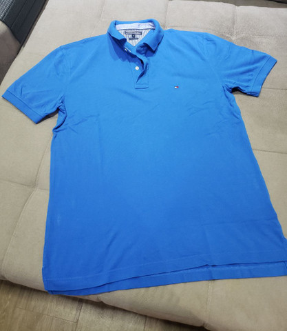 03 camisas Polo Tommy Hilfiger XXL - Foto 3