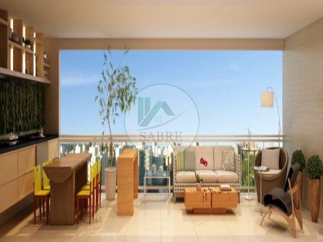 Apartamento 3 suíte a venda, Condomínio Living Garden, Próximo ao Parque do Cocó, Fortalez - Foto 5
