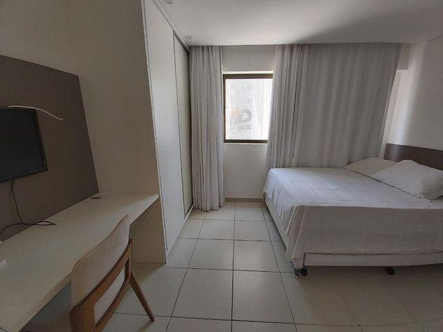 Apartamento com 1 quarto para alugar, 27 m² por R$ 2.995/mês - Boa Viagem - Recife - Foto 6