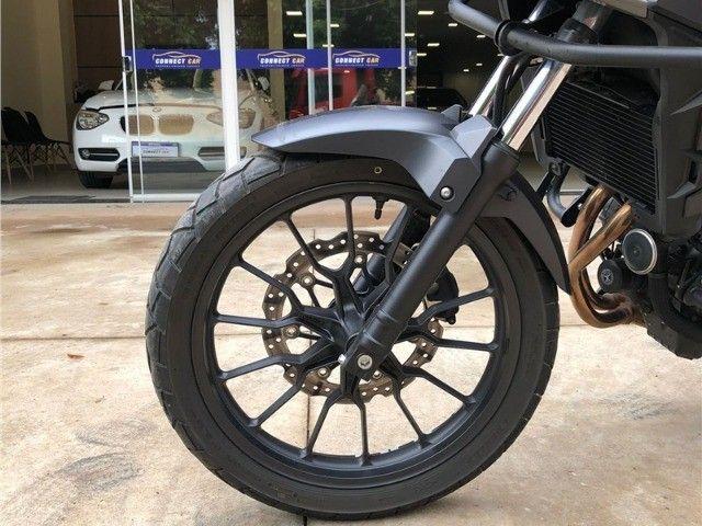 honda CB 500 X ABS  2021 - Foto 9