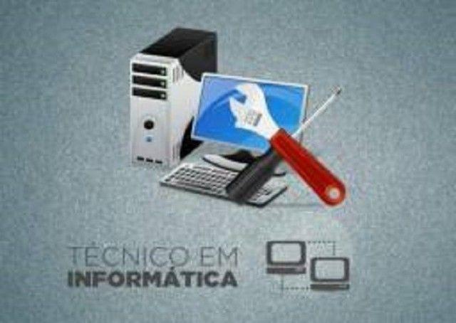 14. Serviço com garantia (Formatação de Pc e Notebooks) - Foto 3