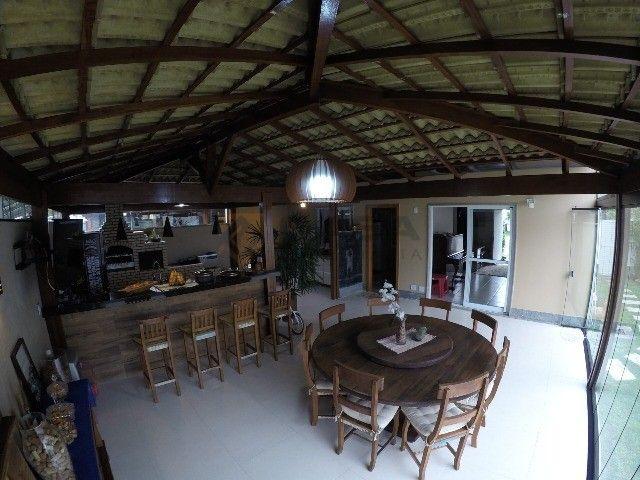 R&is - Casa planta B com linda área gourmet no Aldeia Parque Igarapé