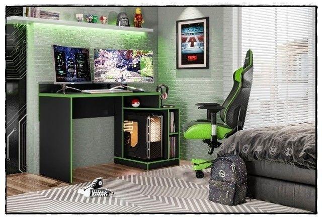 Mesa Gamer para Computador (Pronta Entrega) - Só R$379,00