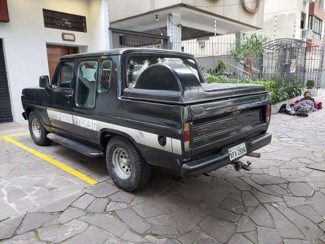 Ford F1000 (aceito trocas) - Foto 5