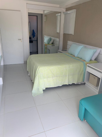 Casa Cinco Suítes a Beira Mar. (Mobiliada). - Foto 10