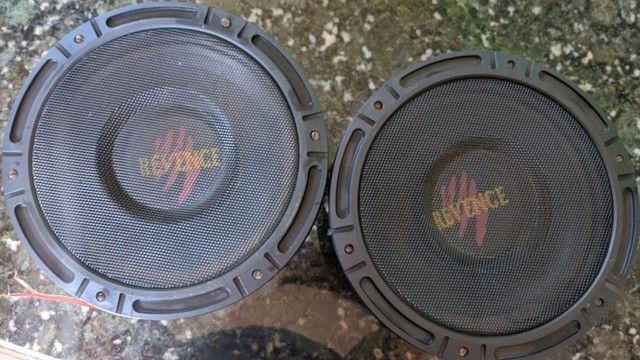 Venda de dois alto falantes Bravox Recance - Foto 2