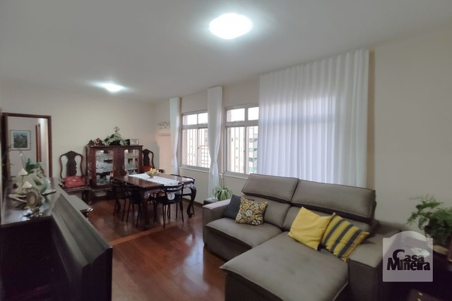 Apartamento à venda com 3 dormitórios em São lucas, Belo horizonte cod:326175 - Foto 4