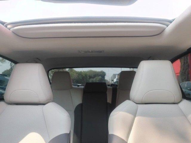 469. Corolla Altis Premium 1.8 Hybrid 2021 - 4.000 km - Blindado com Teto Solar - Foto 8