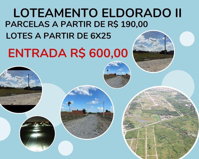Promoção no Lote 10 min do centro de Maracanaú entrada de 600  - Foto 3