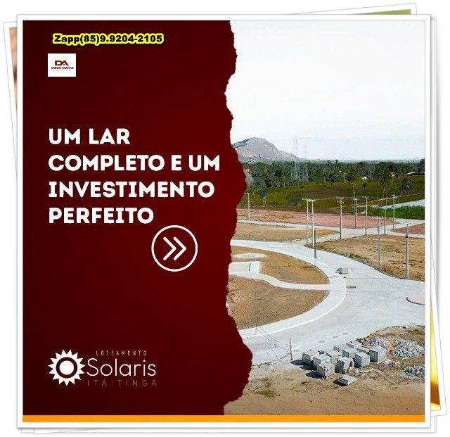 Loteamento Solaris { Muito top } - Foto 9