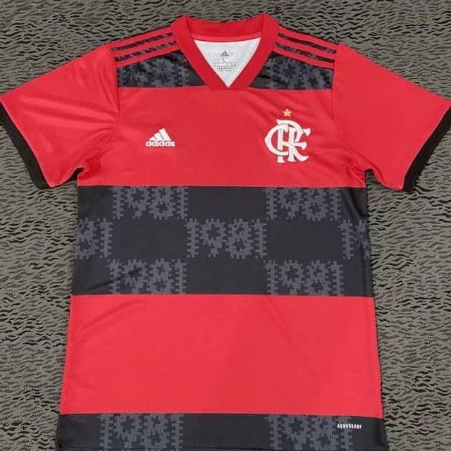 Camisa do Flamengo  - Foto 5