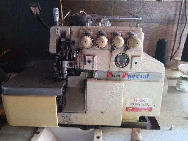 Máquina interloq - Foto 2