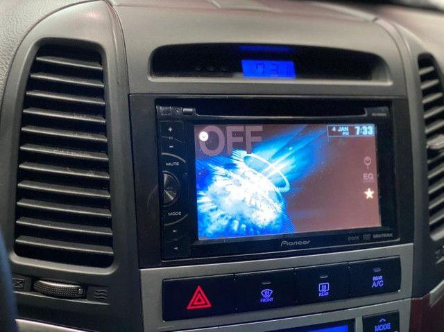 Hyundai Santa Fé V6 4X4 Aut 2008   - Foto 13