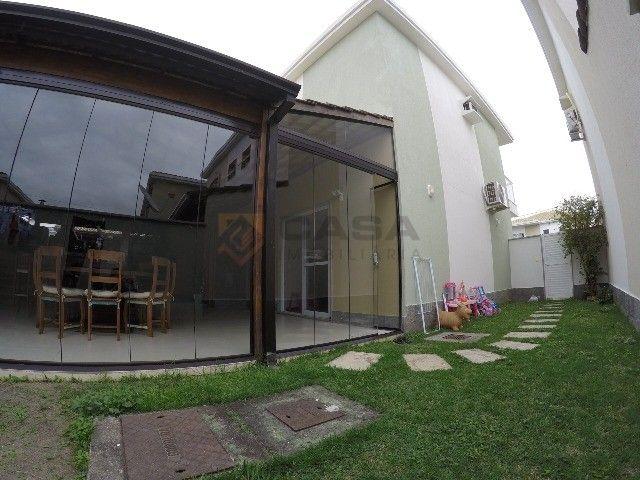 R&is - Casa planta B com linda área gourmet no Aldeia Parque Igarapé - Foto 19