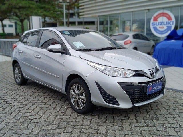 Toyota Yaris 2021 com 17.000km muito novo! - Foto 9