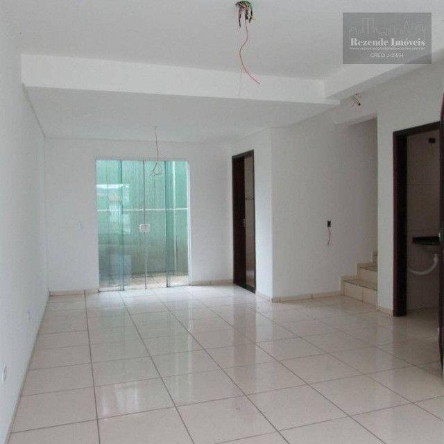 F-SO0461 Sobrado com 3 dormitórios à venda, 125 m² - Fazendinha - Curitiba/PR - Foto 3