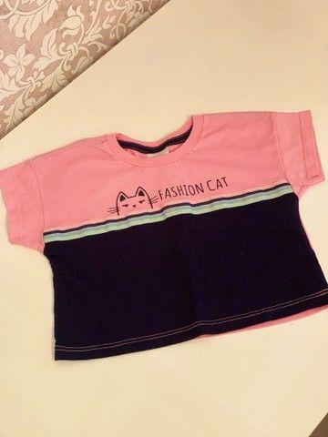 Combo roupas menina de 4 -5  anos  - Foto 3