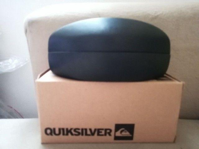 Óculos Quiksilver grey transparente AKKA DAKKA - Foto 4