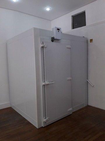 Câmara fria 2,30 x 2,50x 2,40 alt. <br> - Foto 4