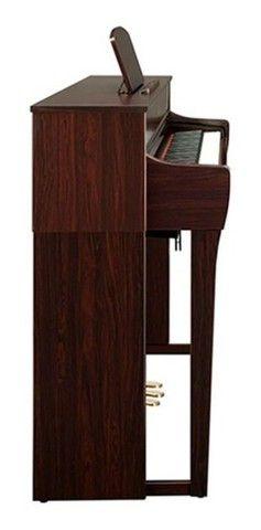 Piano Digital Yamaha Clavinova Clp 735r - Rosewood (Mixer Instrumentos Musicais) - Foto 3