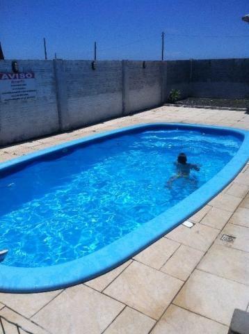 Casa com piscina em arroio do sal otimo para familia for Sal para piscinas