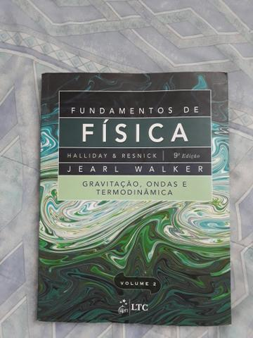 Fundamentos de física vol 2, 9°ed - Helliday
