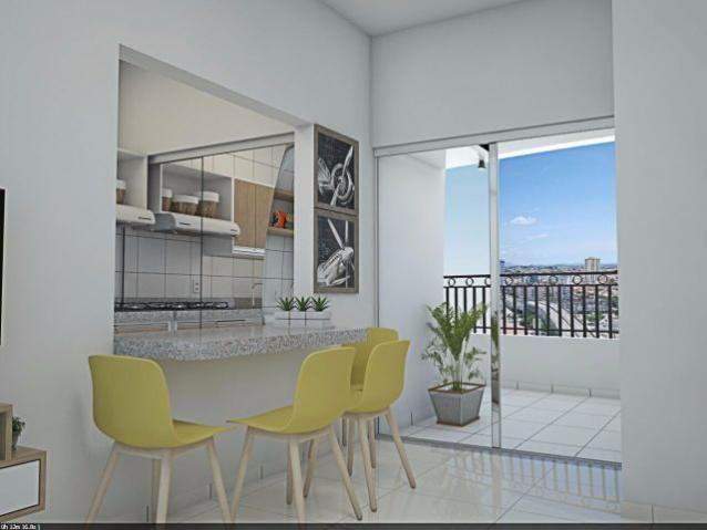 Apartamento 2 quartos, 63 m² na 506 Norte - Residencial Mandela - Foto 15