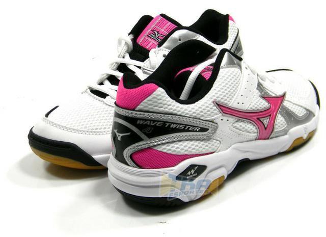 Tenis Mizuno Wave Twister 4 bco tam  35 41 - Roupas e calçados ... 23161b198c413