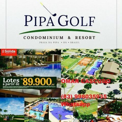 Pré Lançamento do condomínio Fechado Pipa Golf Resort