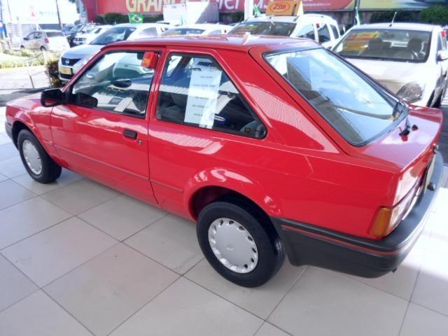 Ford Escort Hobby 1.0 - Carro de Coleção - Original - Foto 5