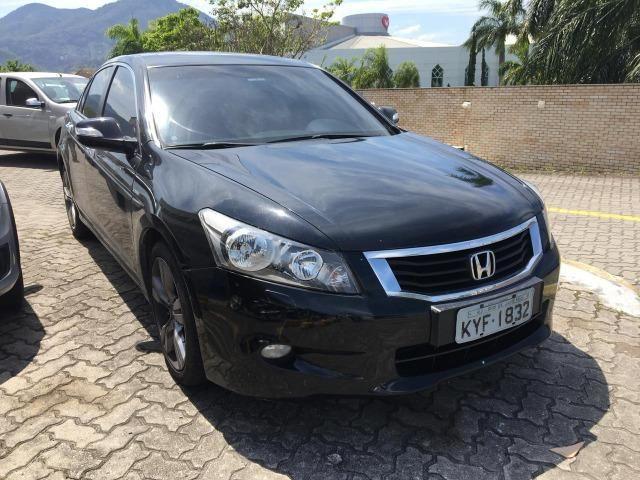 Lovely Honda Accord EX 3,5 V6 Automatico Com Teto Impecavel