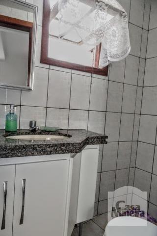 Casa à venda com 3 dormitórios em Alto caiçaras, Belo horizonte cod:244718 - Foto 6