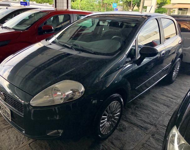 Fiat Punto ELX 1.4 Cinza Completo Top - Foto 3