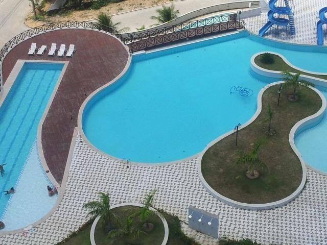 Vendo apartamento no Condomínio Lual de Ponta Negra 56m² 2/4 sendo uma suite, andar alto - Foto 4