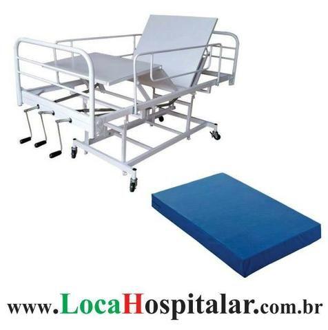 Cama Hospitalar - Foto 3