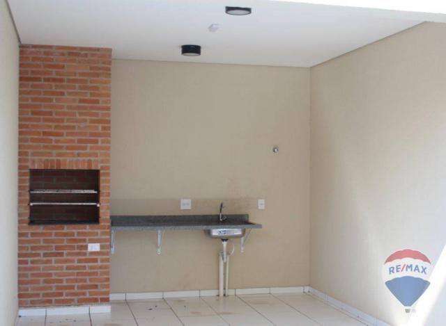 Apartamento Res. Colinas de Andaluzia, Cosmópolis. - Foto 5