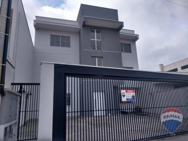 Apartamento com 2 dormitórios à venda, 70 m² por R$ 250.000 - Vila Nova - Cosmópolis/SP