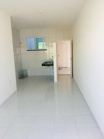 D.P Apartamento no bairro pedras por 118.999 mil com entrada a partir 2 mil reais - Foto 2