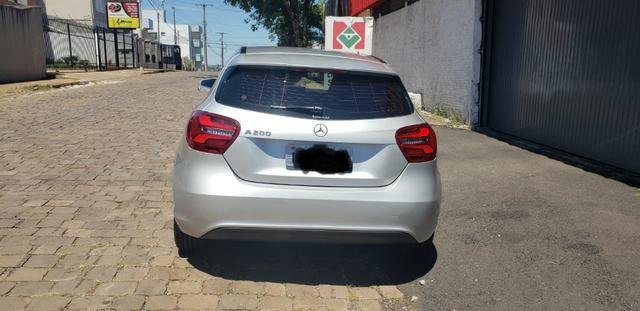 Mercedes-Benz A200 FF Hatch *2018* Em estado de nova A 200 TOP, BMW 120i BMW 118 - Foto 4