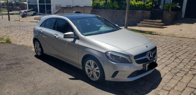 Mercedes-Benz A200 FF Hatch *2018* Em estado de nova A 200 TOP, BMW 120i BMW 118 - Foto 5