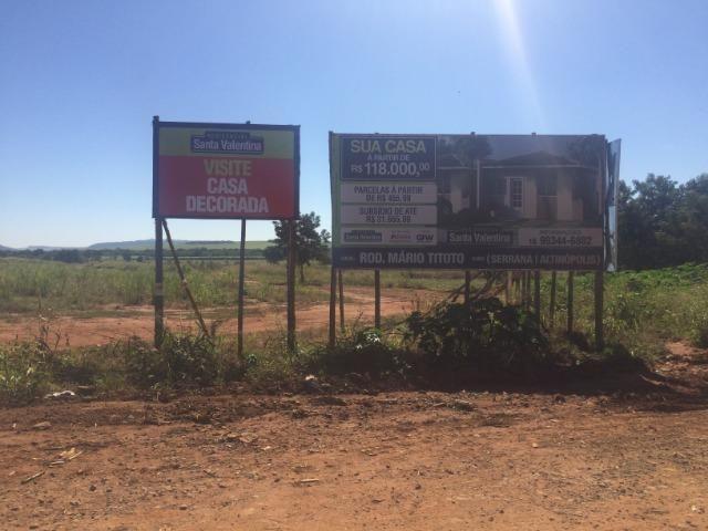 Serrana-SP - Lançamento de Casas Térreas. A partir de R$ 118.000,00, 2 quartos - Foto 11