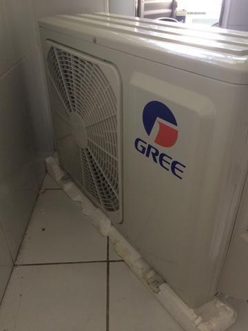 Ar condicionado gree 18000 btus