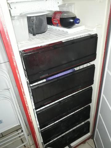 Vendo expositor de um freezer para ir logo todos os dois funcionando perfeitamente - Foto 2