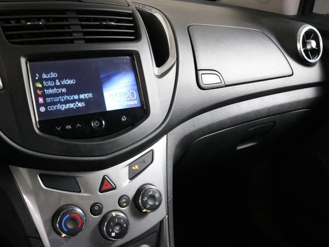 Chevrolet tracker 2015/2015 1.8 mpfi ltz 4x2 16v flex 4p automático - Foto 12