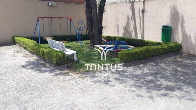 Sobrado com 3 dormitórios à venda, 115 m² por r$ 615.000 - santa cândida - curitiba/pr - Foto 4