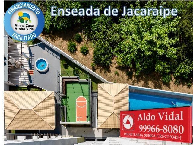ARV34- Apê Novo em Jacaraipe, 2 quartos com suíte e varanda - Foto 19