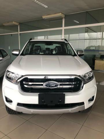 Ford Ranger Limited 3.2 Diesel 4x4 Automática 2019/ 2020 - Foto 2
