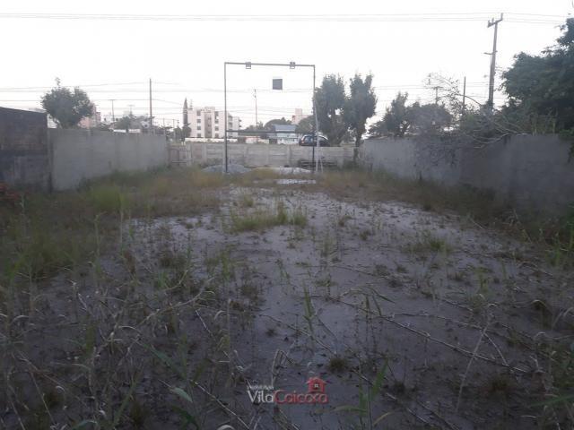 Terreno murado e aterrado de frete para a rodovia - Foto 9