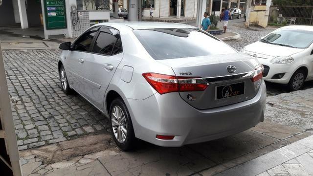 Toyota Corolla XEI 2.0 Prata Completo - Foto 9